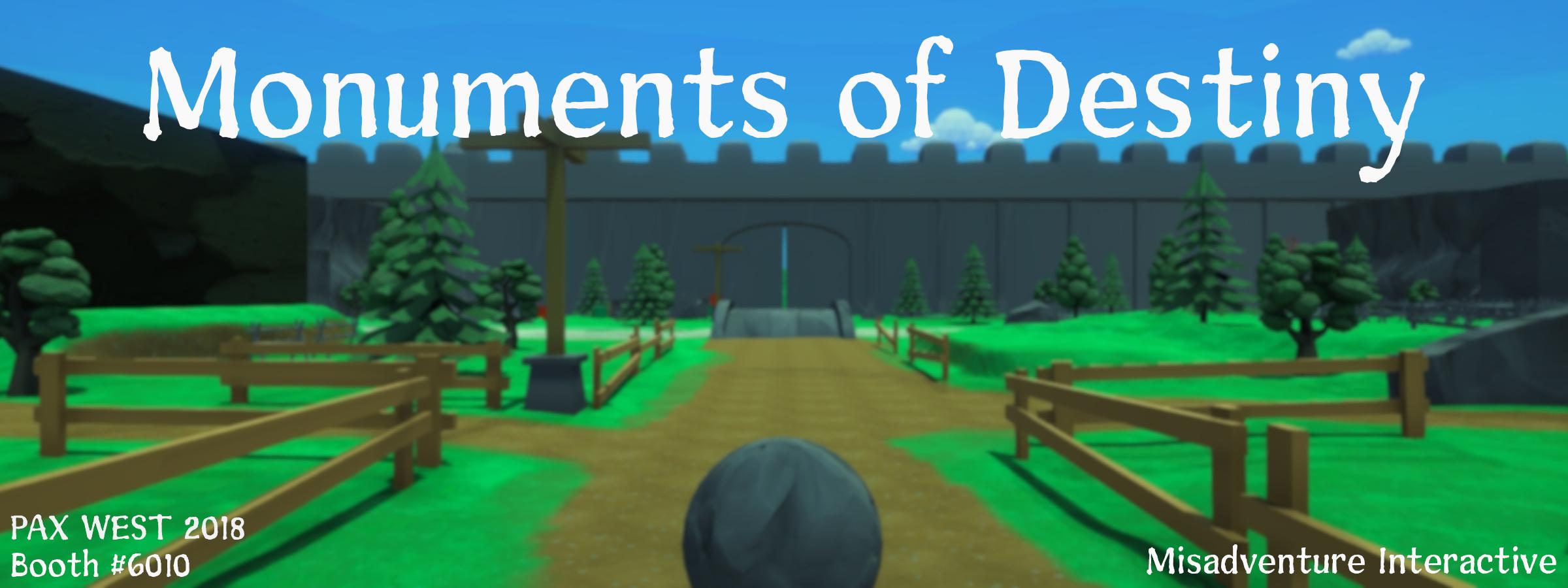 Monuments of Destiny