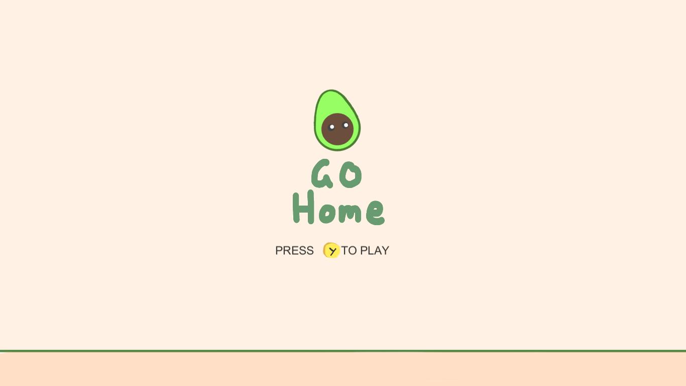 Avocado Go Home