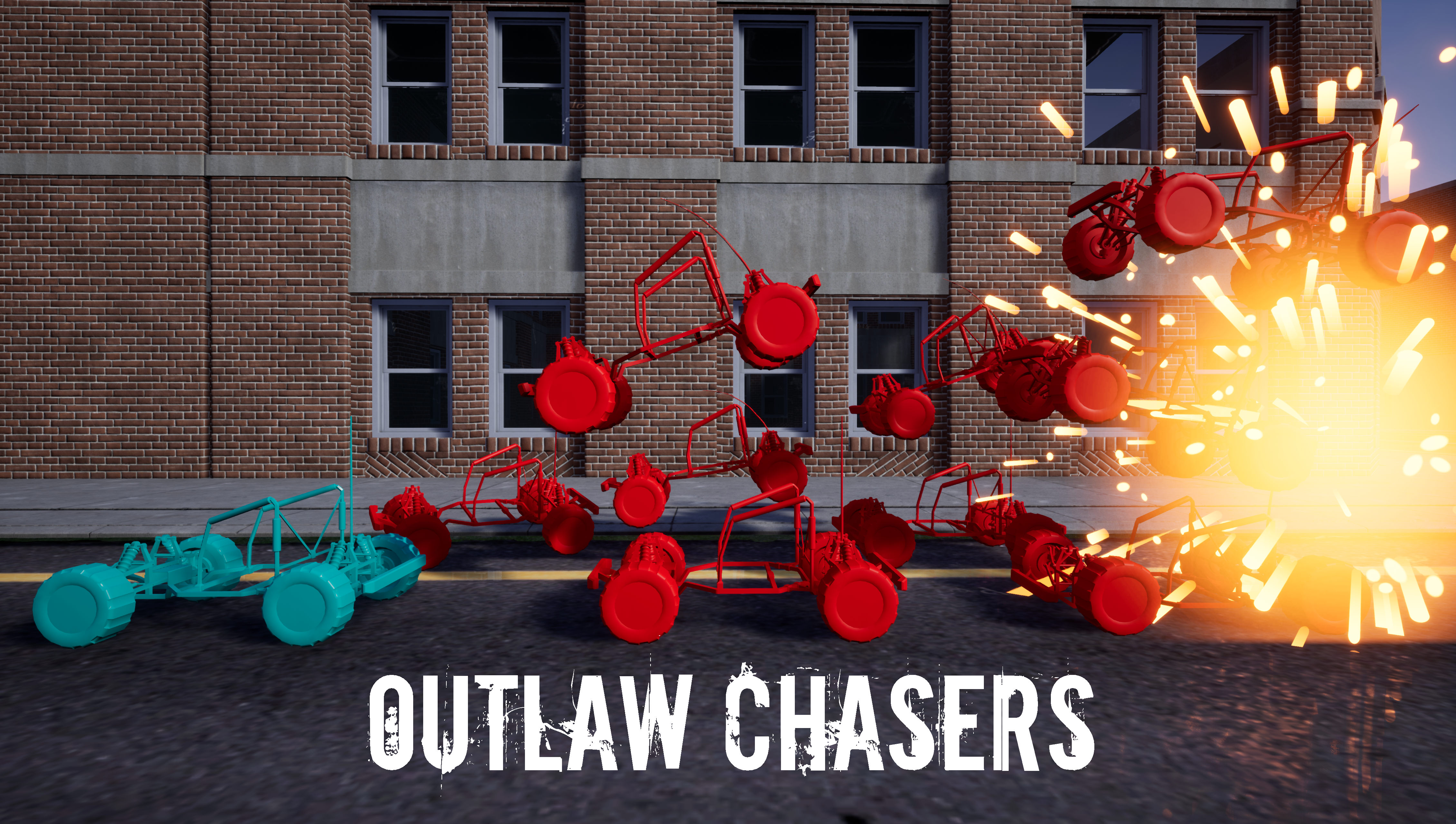 Outlaw Chasers - How long can you last?
