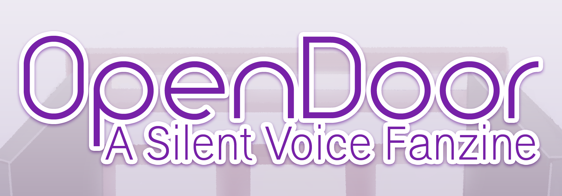 Open Door: A Silent Voice Fanzine