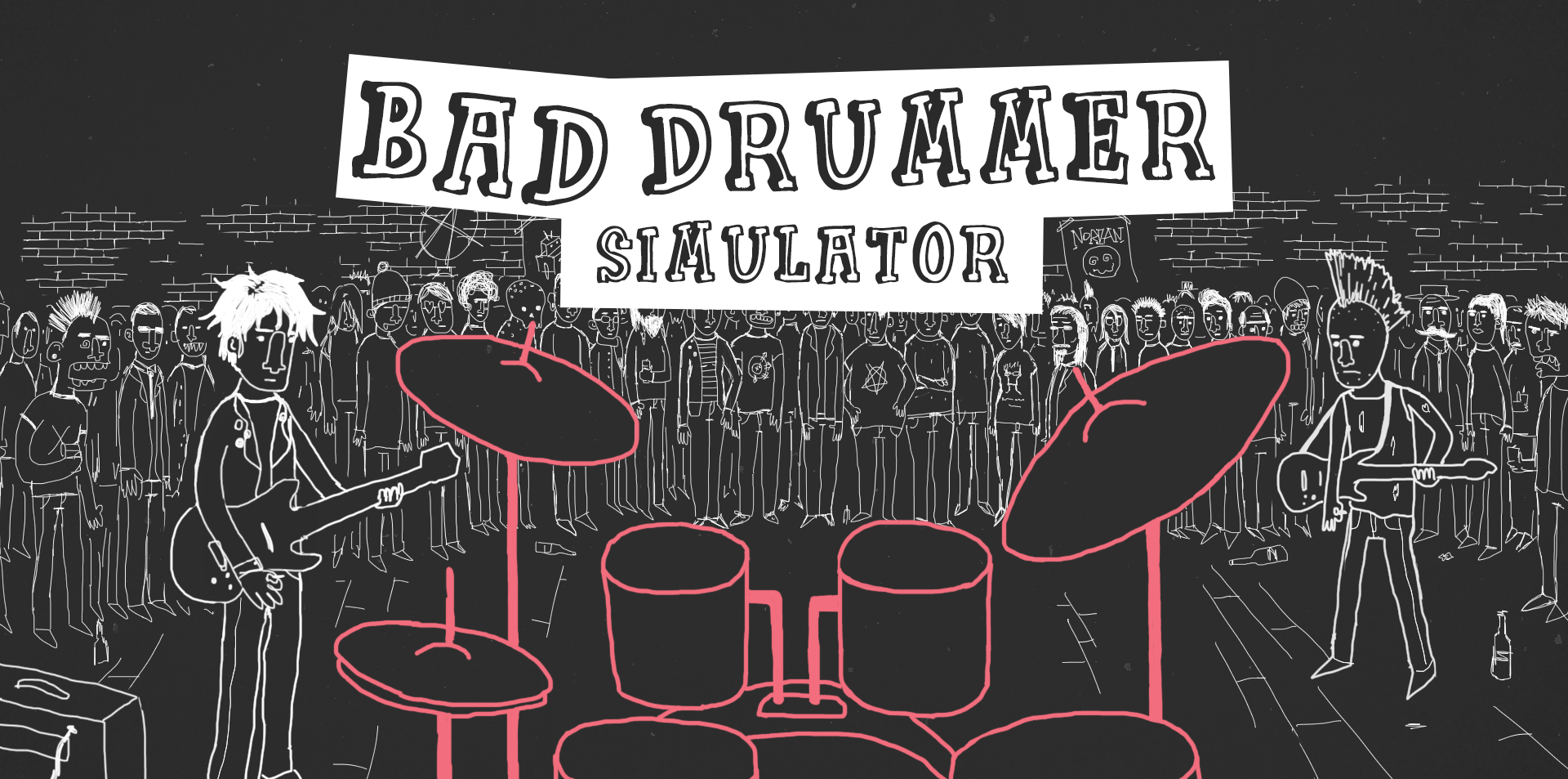 Bad Drummer Simulator