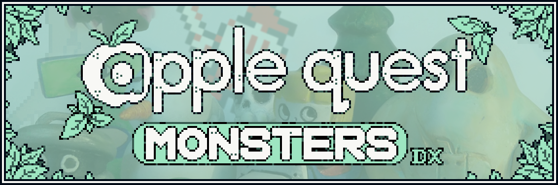 Apple Quest Monsters DX