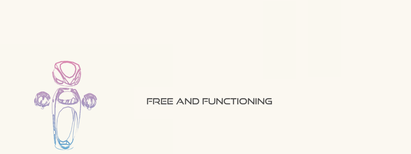Free and Functioning