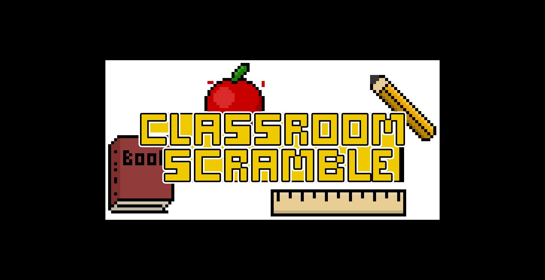 Classroom Scramble