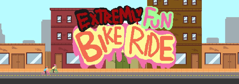 Extremly Fun Bike Ride