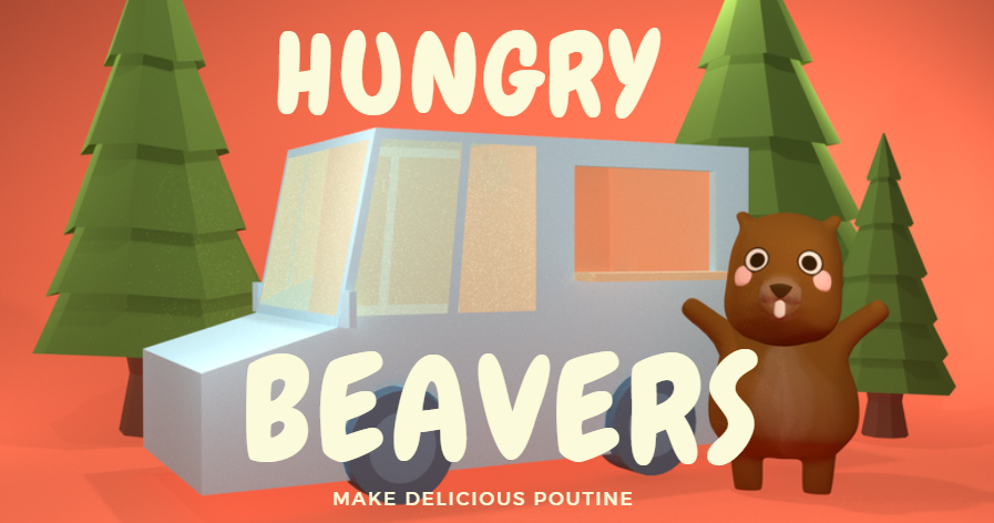 Hungry Beavers (VR)