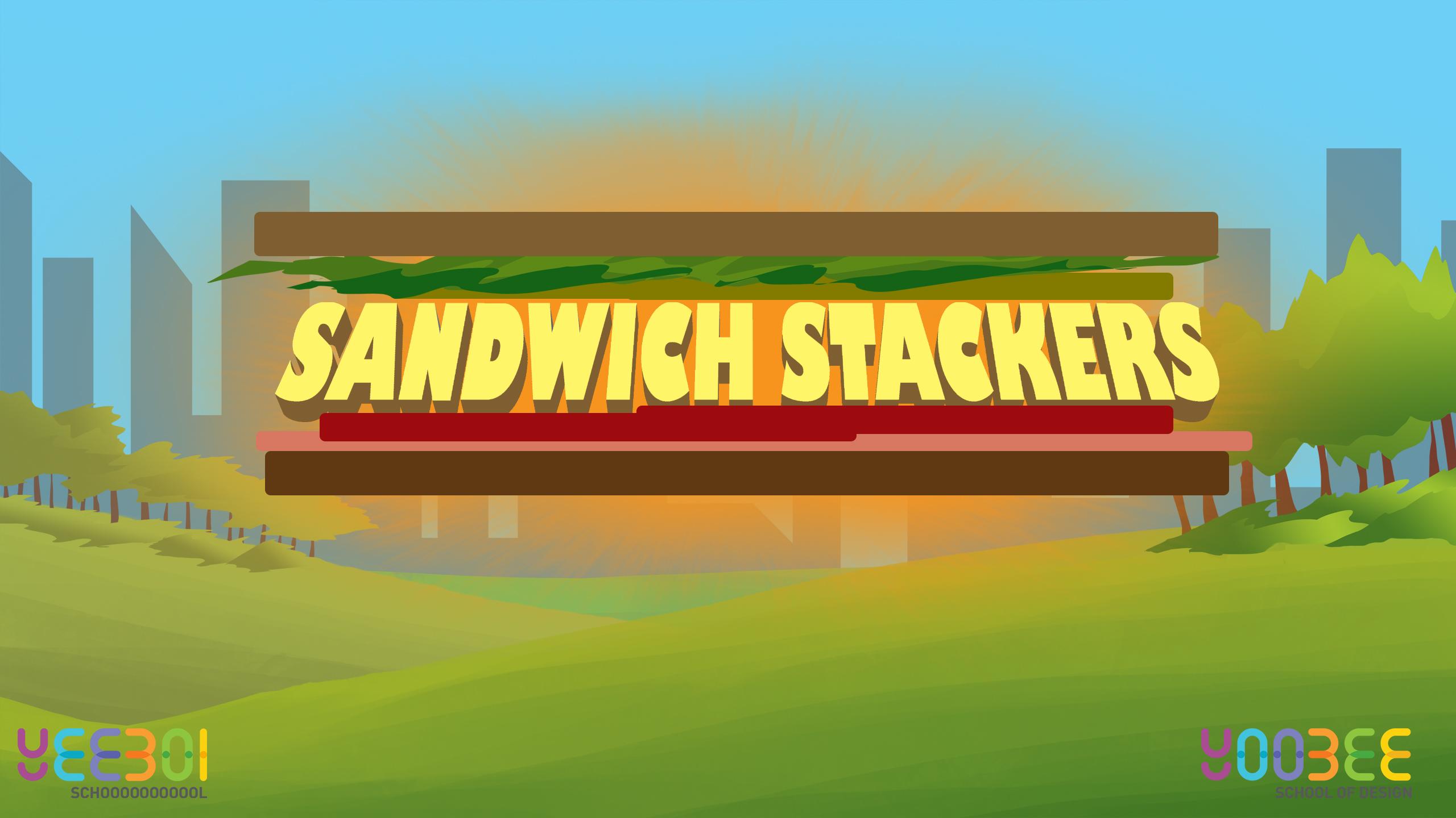 Sandwich Stackers