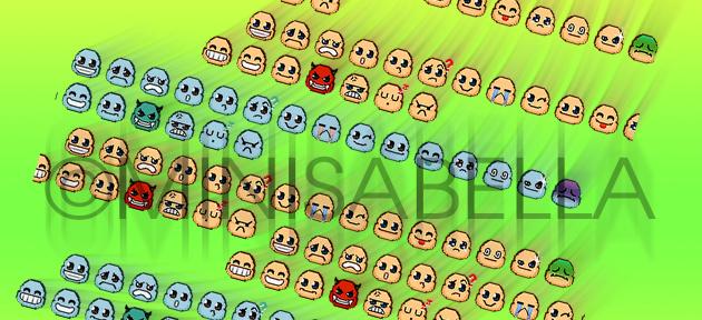 Emoticon Iconset | RPGMV