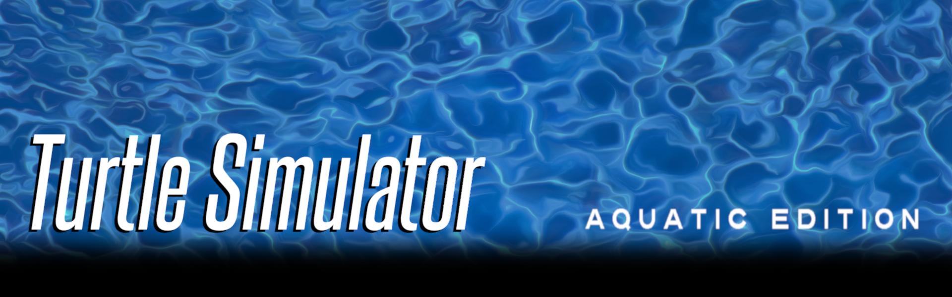 Turtle Simulator: Aquatic Edition