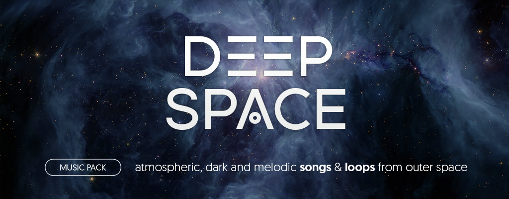 Deep Space - music pack