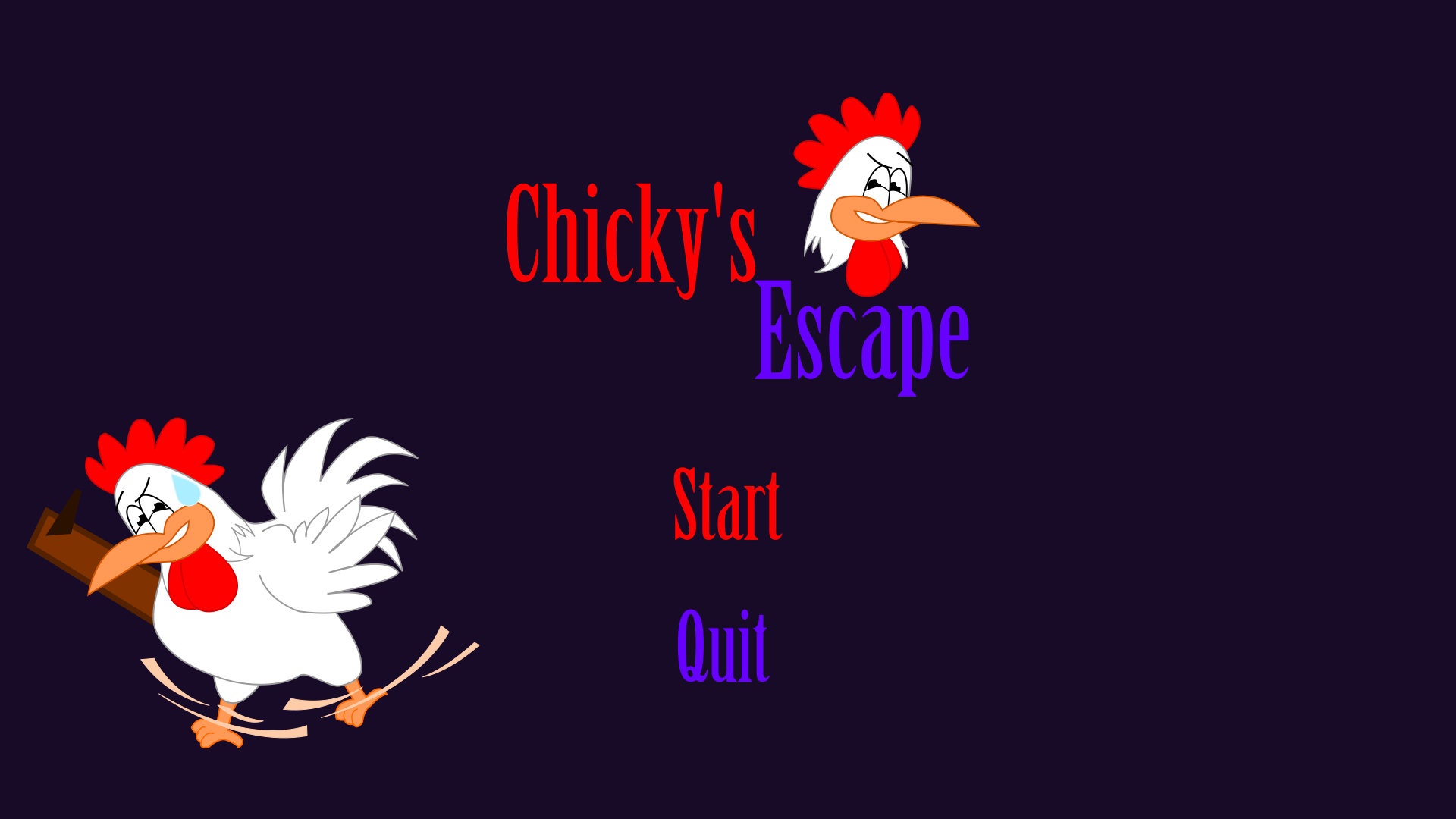 Chicky's Escape