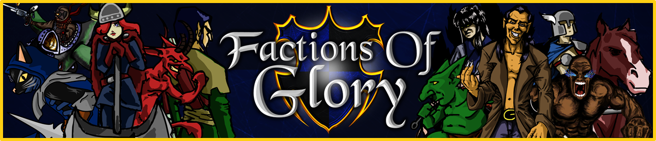 Factions of Glory