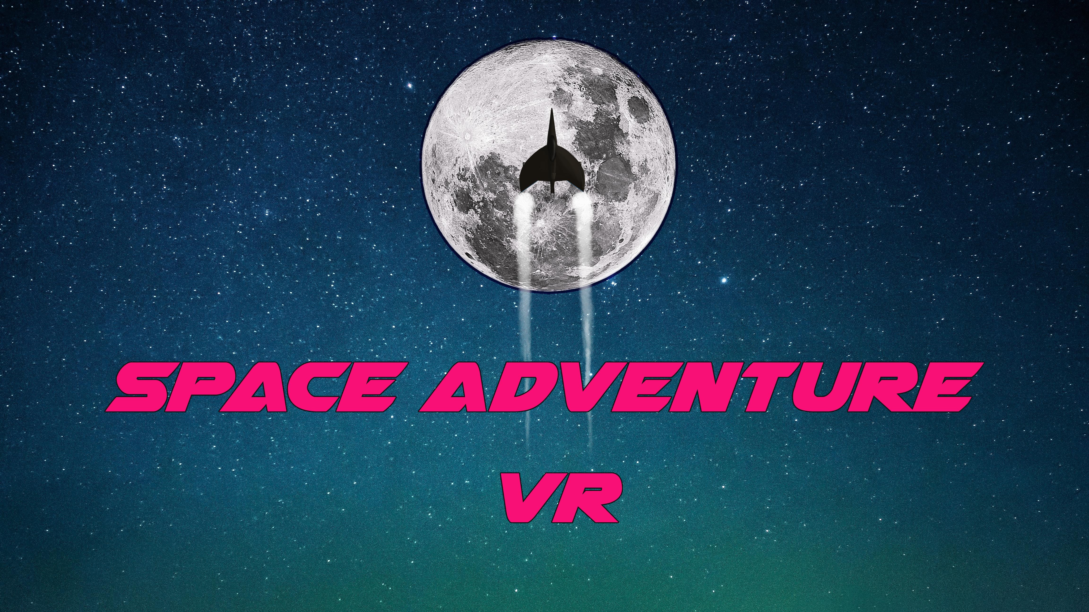 Space Adventure VR Mobile Demo