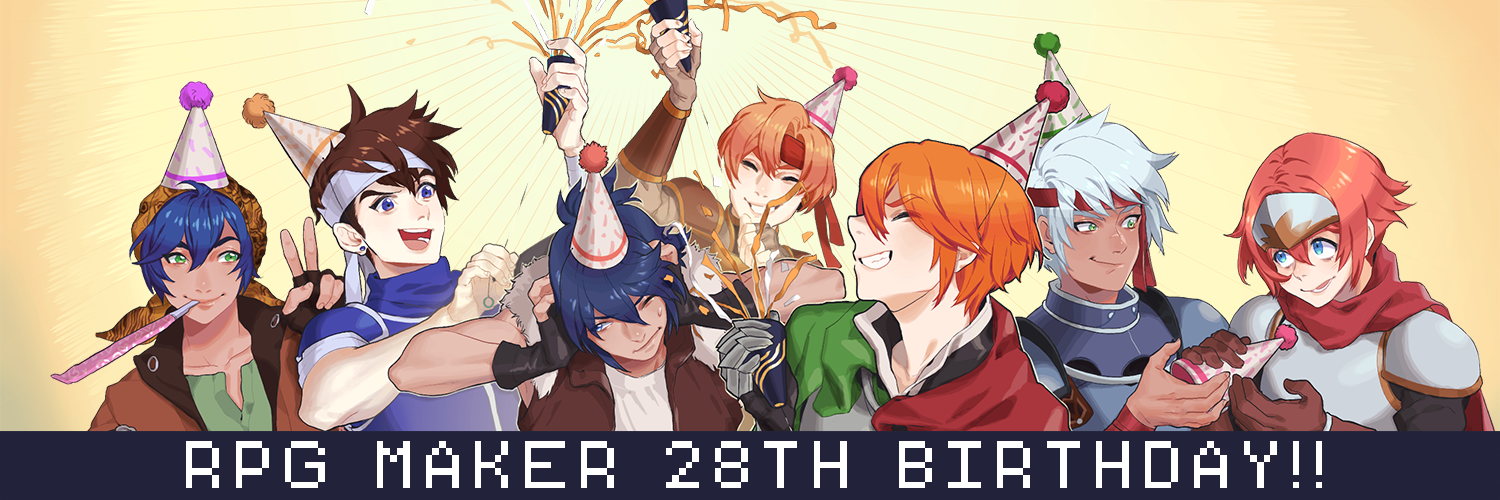 ReStaff RPG Maker 28th Birthday