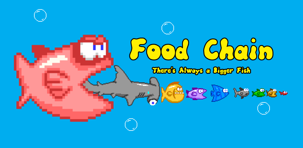 Food Chain: There's Always a Bigger Fish