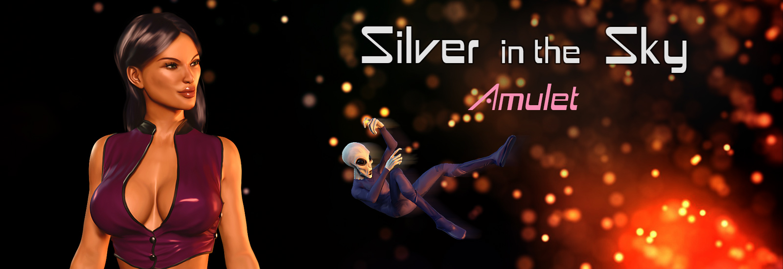 Silver in the Sky: Amulet