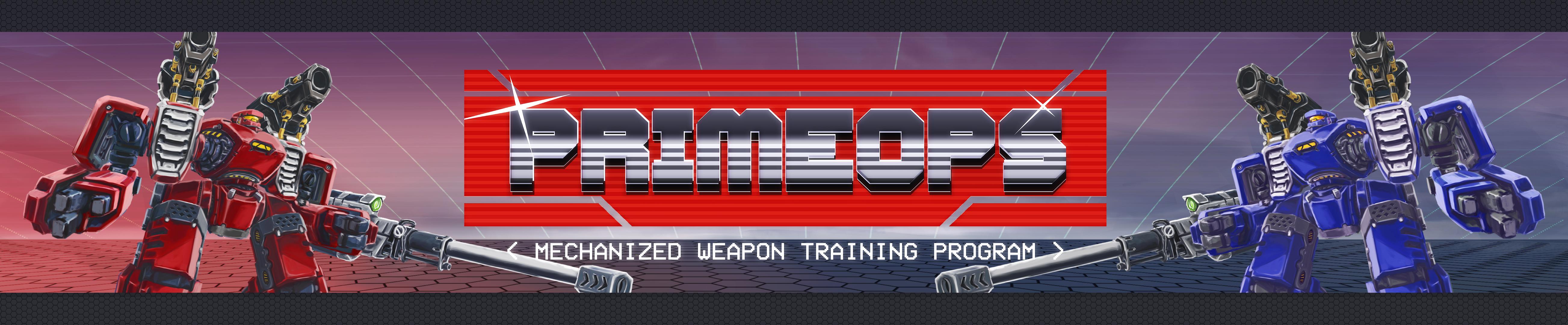 PRIMEOPS - Mechanized Weapon Training Program