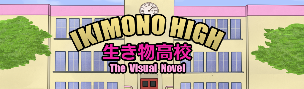 Ikimono High: The Visual Novel (full game)