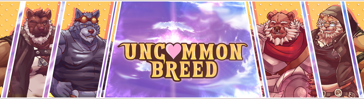 Uncommon Breed (A Furry RPG / Dating sim)