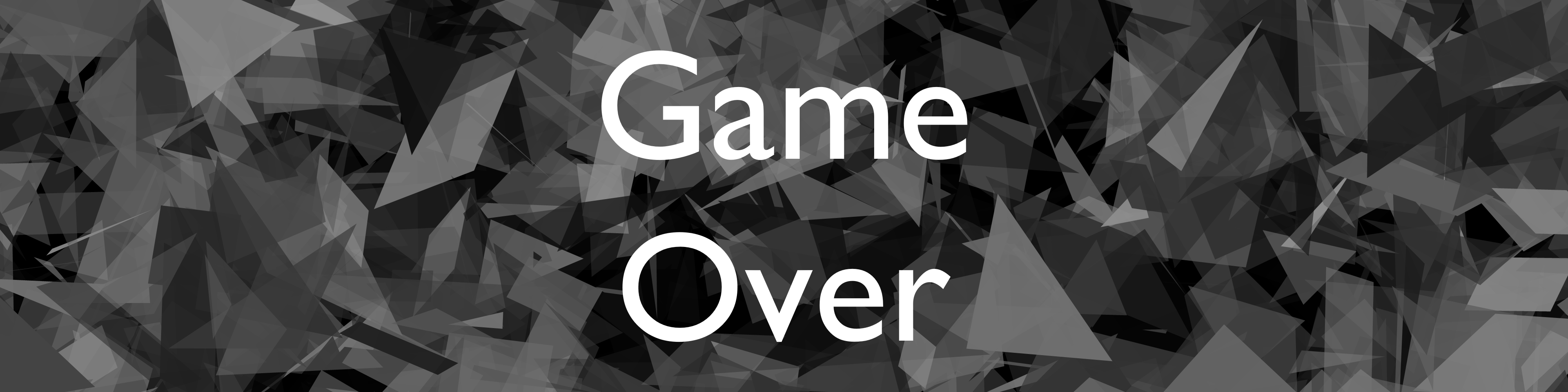Is the Game Over?