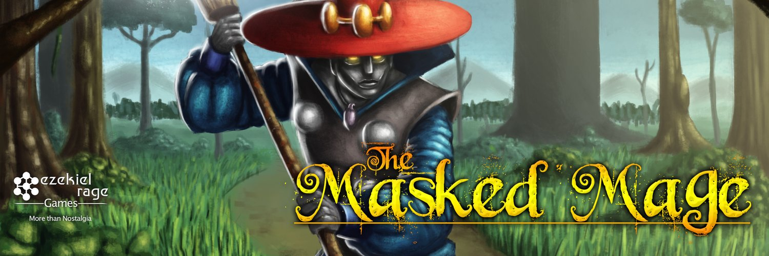 The Masked Mage