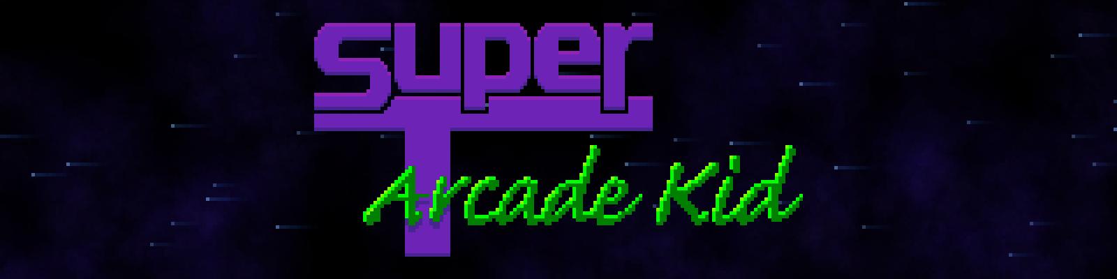 Super T: Arcade Kid