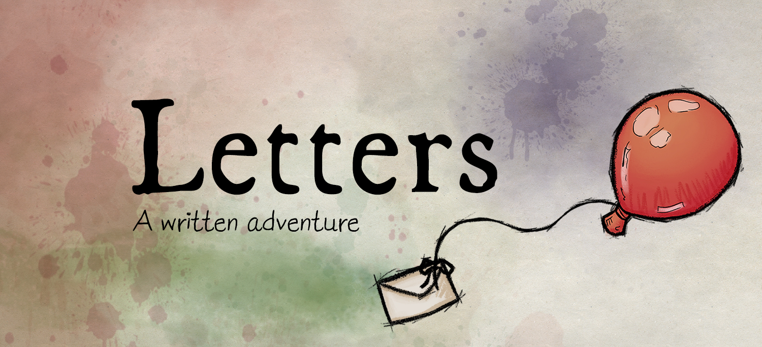 Letters - a written adventure (First prototype)