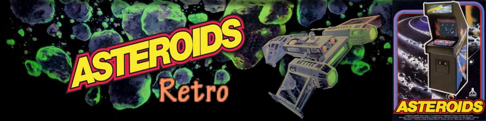 Asteroids-Retro