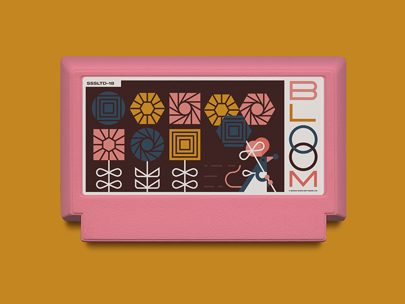 Bloom Famicase Entry