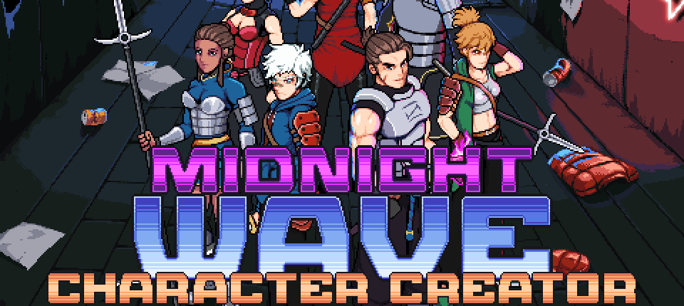 Midnight Wave Character Creator