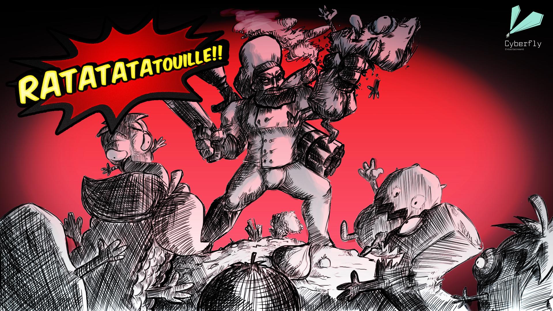 Ratatatatouille