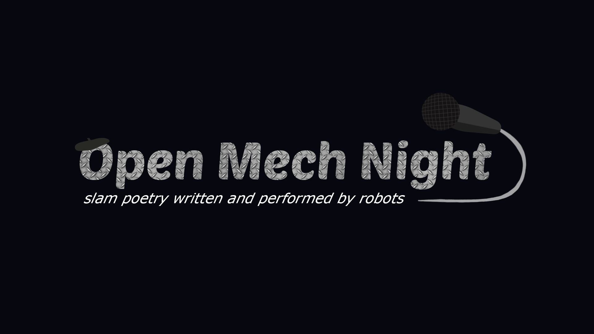 Open Mech Night