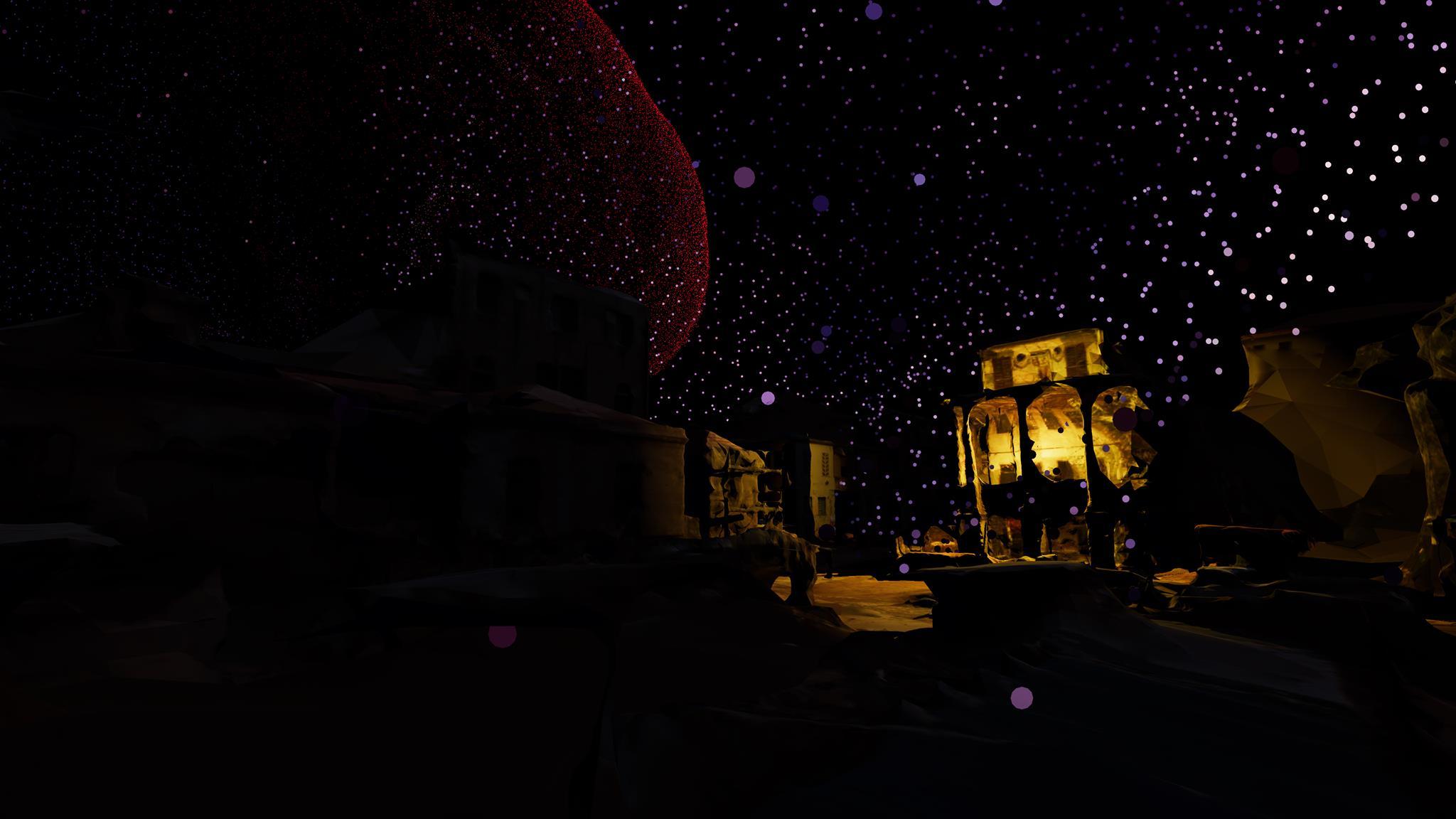 Antigas Constelações (sobre a Vila Itororó)