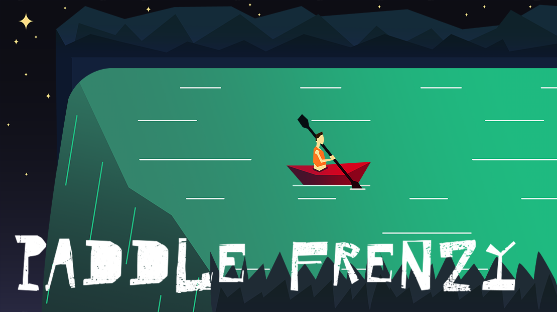 Paddle Frenzy