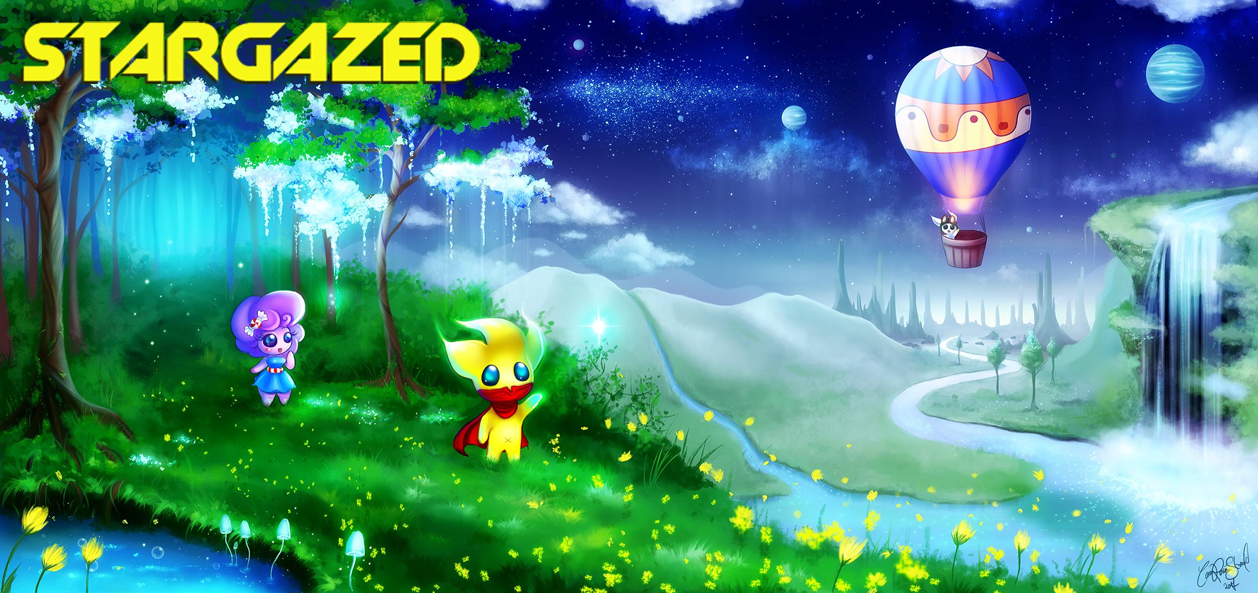 Stargazed: Lightyears from home