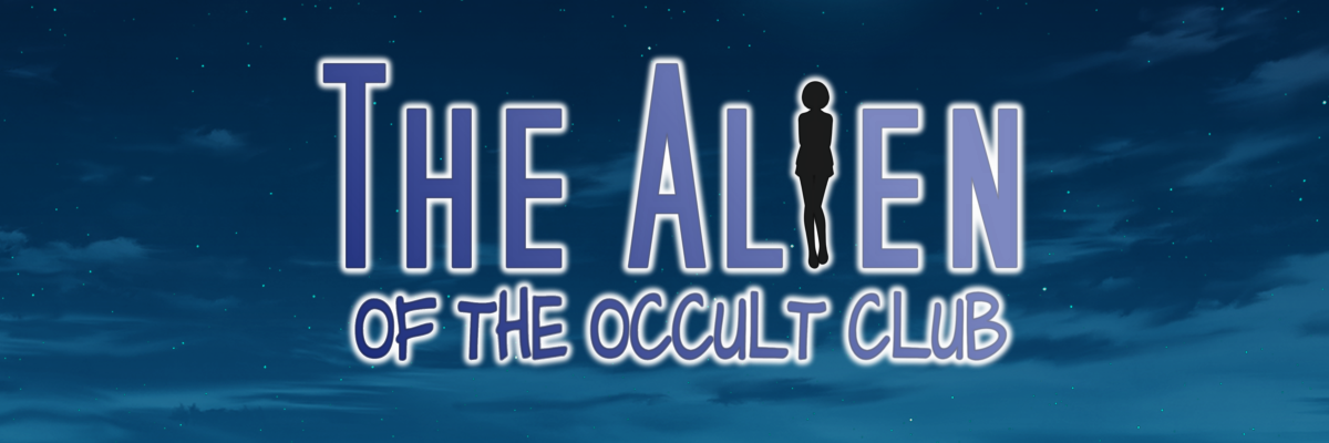 The Alien of the Occult Club (Visual Novel Maker)