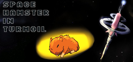 Space Hamster in Turmoil