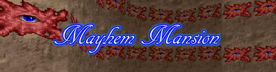 Mayhem Mansion (1.21)