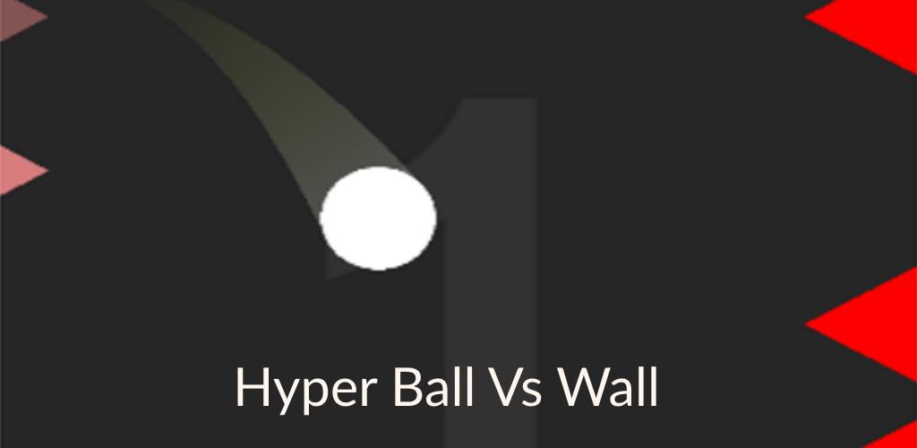 Hyper Ball Vs Wall