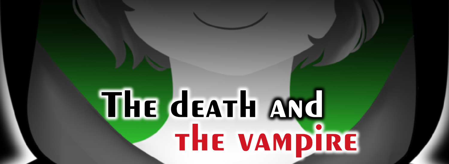The death and the vampire