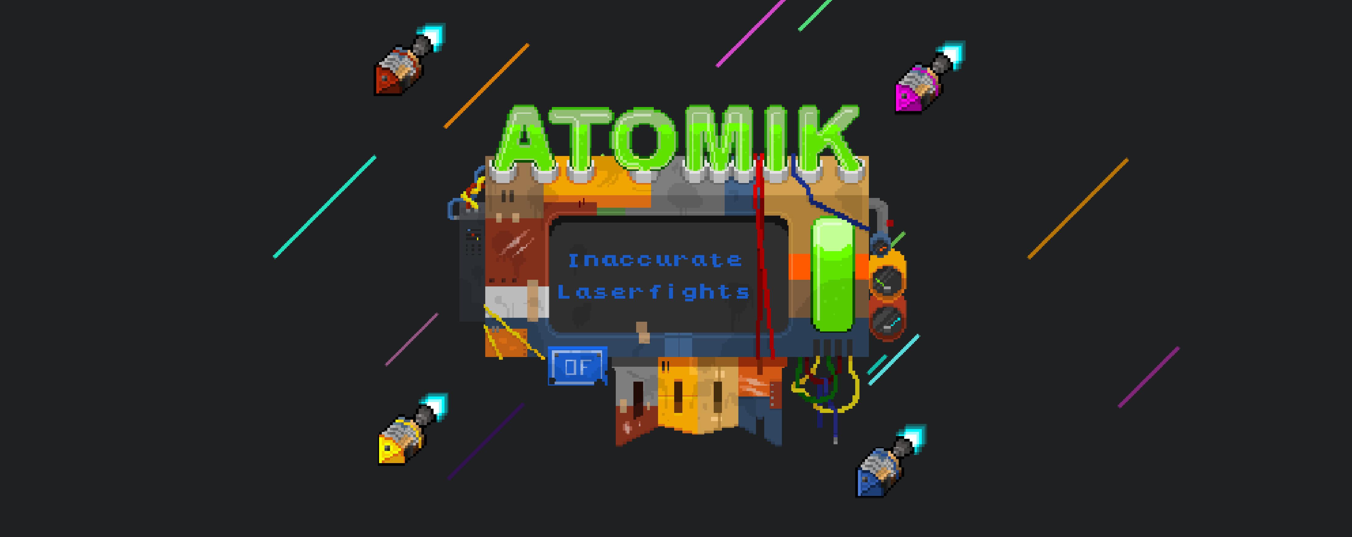 Atomik Innacurate Laserfights of Doom