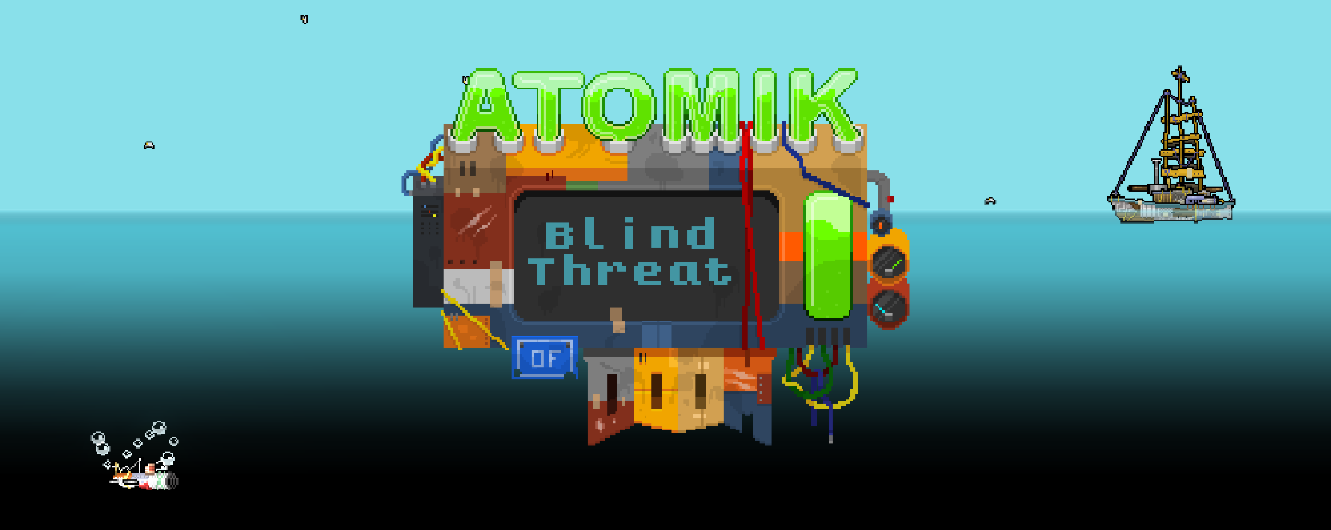 Atomik Blind Threat of Doom