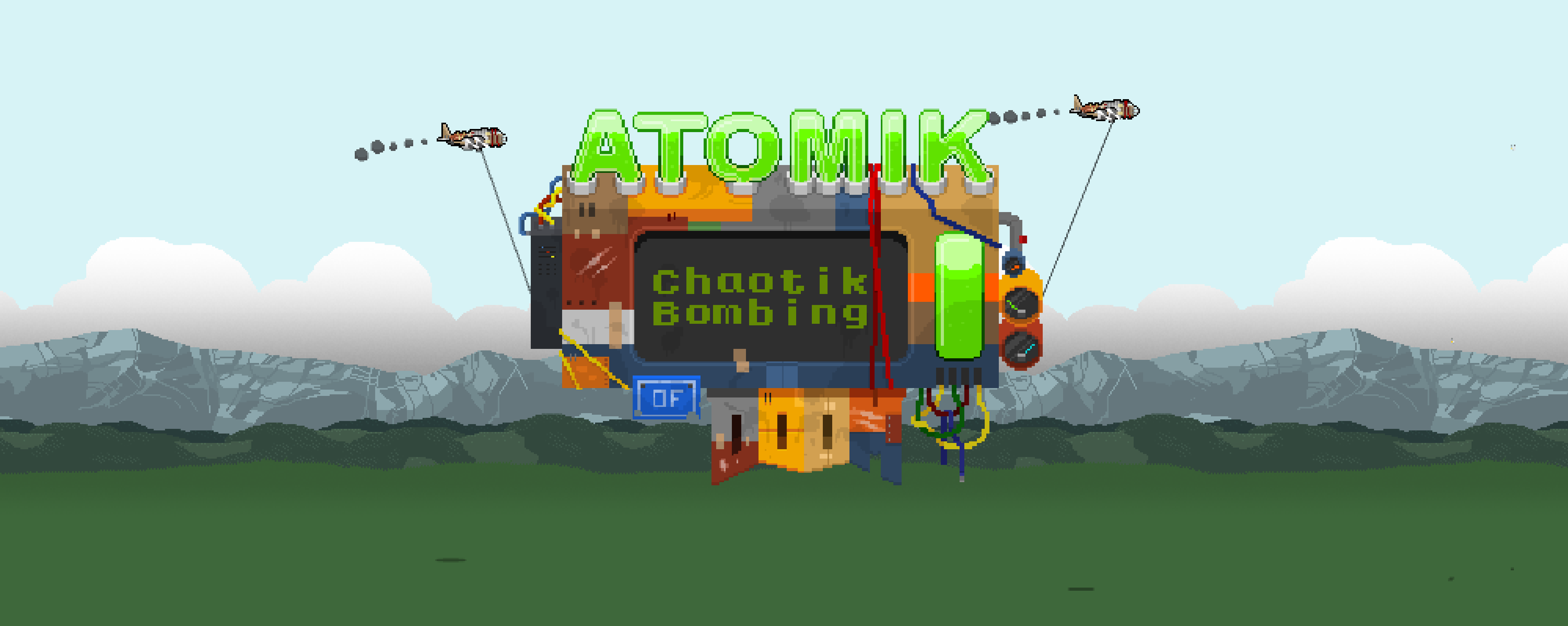 Atomik Chaotik Bombing of Doom