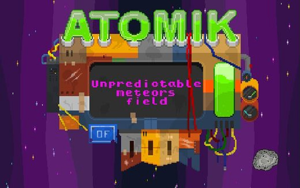 Atomik Unpredictable Meteors Field of Doom