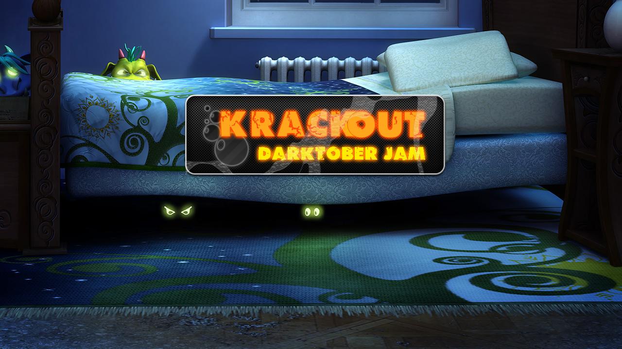 KrackOut - Darktober Jam 2018 (Breakout Clone)