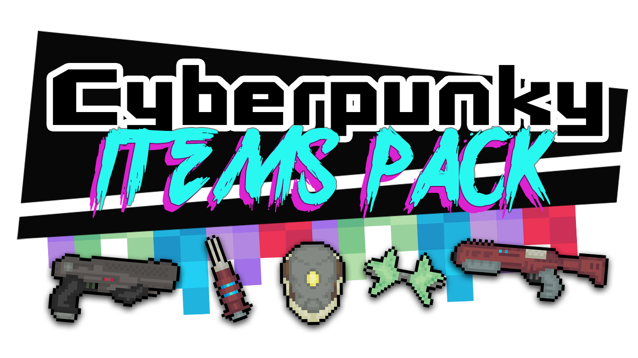 Cyberpunky Items Pack