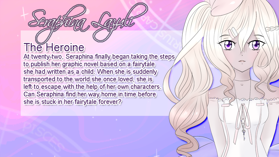 otome heroine written in the stars