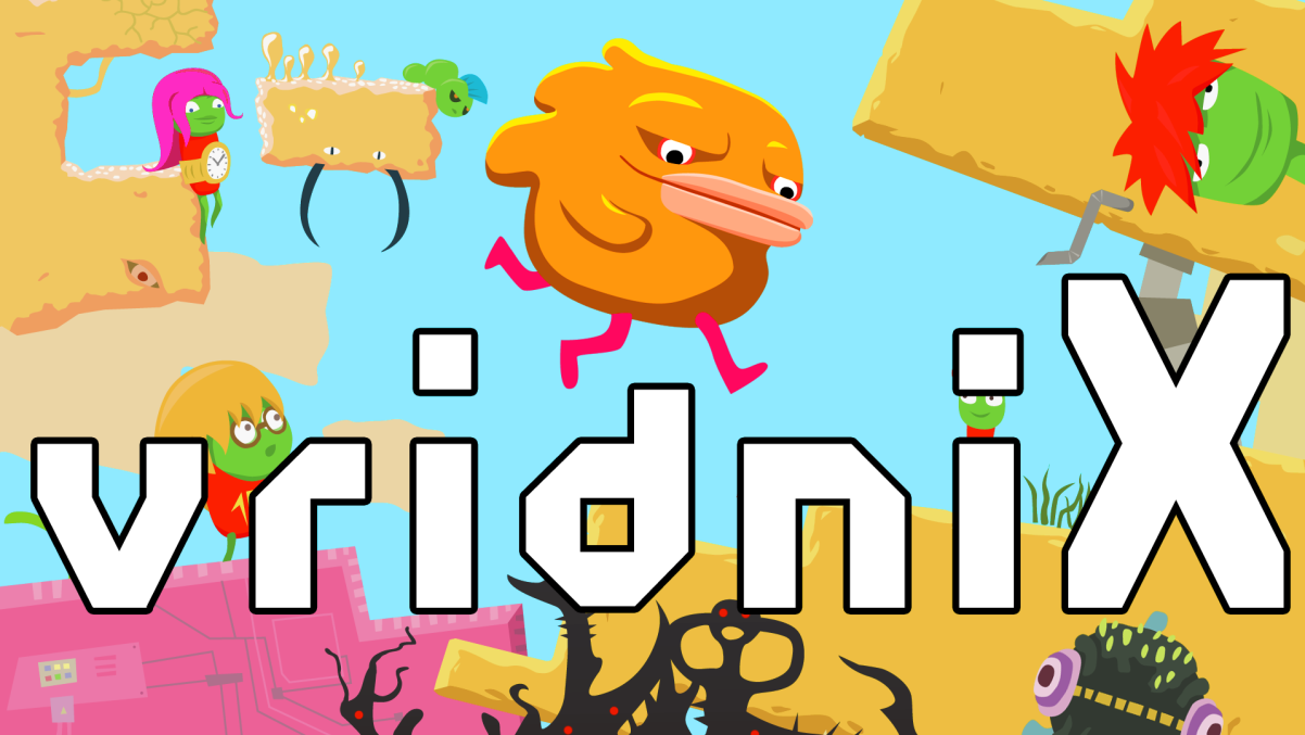 vridniX: The Messed Up Adventure