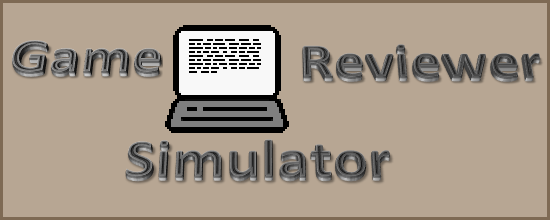 Game Reviewer Simulator