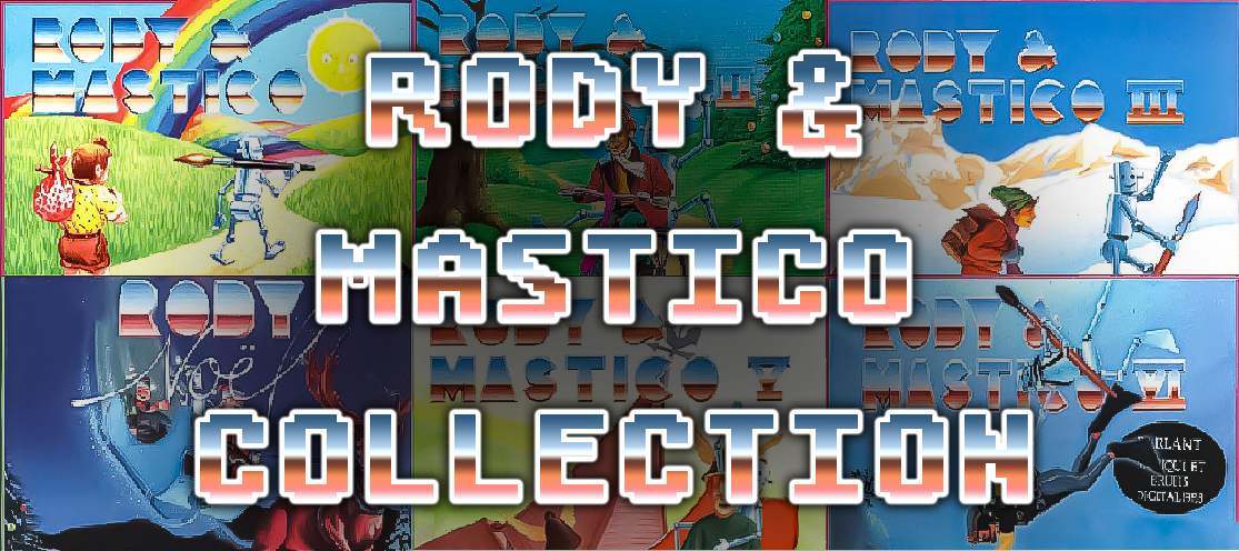 Rody & Mastico : Collection